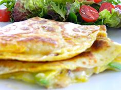 Crepes - Recipe for both savory and sweet