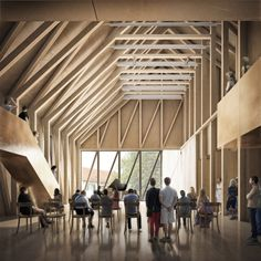 Greifensee Cultural Centre – Switzerland | Jonathan Tuckey Design