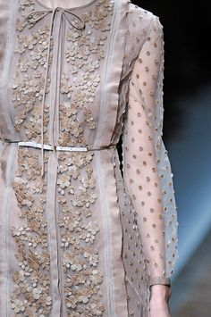like this one: Valentino - Spring 2011