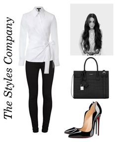 """""""The Styles Company"""" by felicity151 on Polyvore featuring J Brand, ESCADA, Yves Saint Laurent and Christian Louboutin"""