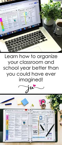 The Organized Teacher: Learn how to organize your classroom like an expert! Everything will have its place in a few simple steps.