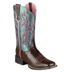 WOW! Boot Barn...Ariat Women's Tombstone Western Boots