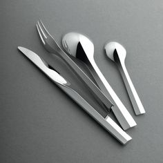 Cutlery designed by Patrick Jouin. Yes please.