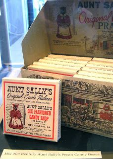 "New Orleans Aunt Sally's"" praline"
