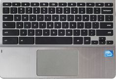 TOUCH this image: Chromebook Keyboard + Touchpad Cheat Sheet by Robert Petitto