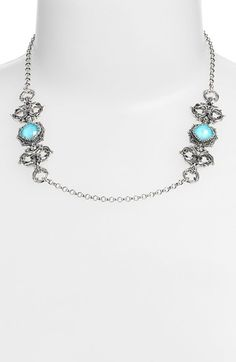 Konstantino 'Aegean' Station Necklace available at #Nordstrom