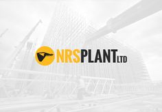 NRS Plant LTD Logo and website by Adam Rhodes.  www.nrsplant.co.uk