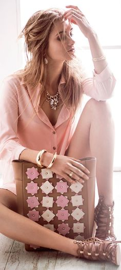 Pink Brown, Pale Pink, Pink Grey, Brown And Grey, The Colour Of Spring, Rose Colored Glasses, Color Themes, Dusty Rose, Color Combos