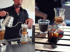 Kent Kaffe Laboratorium - best coffee in Copenhagen