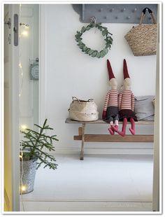 Whimsical Christmas, Little Christmas, Scandinavian Christmas, Christmas Inspiration, Hygge, Entryway, Advent, Holiday, Handmade