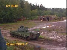 Bofors Defence - Combat Vehicle 90 - CV90 - YouTube