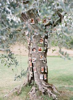displaying photos at your wedding bridalmusings-com-rochellecheever-com
