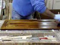 tingere il legno