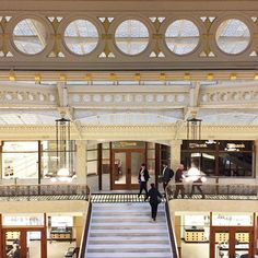 The Rookery never disappoints. Such a great #pastforward17 ! Thanks @savingplaces @kjhower1 @therookerybuilding