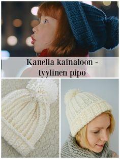 Tatu ja Patu -elokuvan innoittamana ohje villapipoon. http://ideoin.blogspot.fi/2016/10/helppo-ja-nopea-kanelia-kainaloon.html