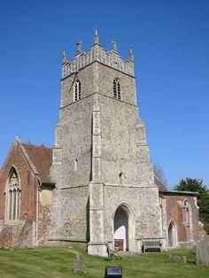 St Mary's, Newbourne