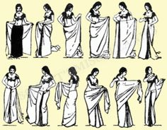 Indian Sari gets a sexy turn,saree New age Indian style Indian Attire, Indian Wear, Indian Dresses, Indian Outfits, Indian Saris, How To Wear A Sari, Arabian Nights, Belly Dance, Indian Beauty