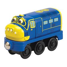 Chuggington Wooden Railway Brewster ** You can get additional details at the image link.