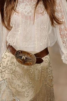 pretty, cowgirl style