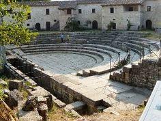 Sepino , province of campobasso , Molise region Italy