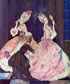 """Cinderella - """"Lacing Them Up"""" by Rie Cramer"""