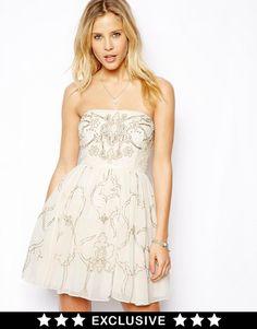 Needle & Thread Spring Summer 2014 Collection | The Fashion Supernova