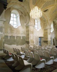 The St. Bartholomew's Church – Redesigned by Qubus Design Studio