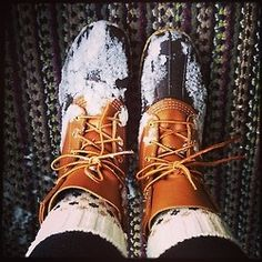 I have these boots... I LIVE in them in the Winter!!!!