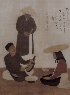 Những tác phẩm của Họa sĩ Nguyễn Phan Chánh
