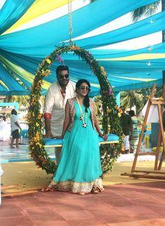 Goa weddings | Saurabh & Pragati wedding story | WedMeGood