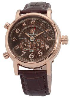 Burgmeister Men's BM105-395 Nevada Automatic Watch