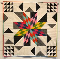 A Quilter's Table: Modern Solstice