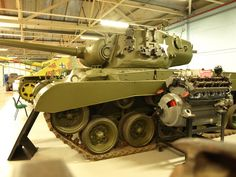Pershing - relacja z muzeum w Bovington, UK M26 Pershing, World Of Tanks, Armored Vehicles, Ww2, Military Vehicles, Techno, Guns, War, Fotografia
