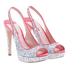 I know they're high, but these would be so cute with that dress!