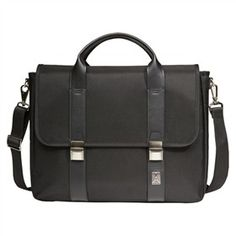 """The Travelpro Executive Choice Messenger Brief 15.6"""" computer brief is perfect for today's business and frequent travelers."""