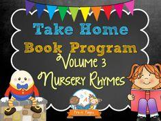 Take Home Book Program Volume 3: Nursery Rhymes