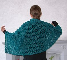 Enwrapture - Free pattern by Woolly Thoughts
