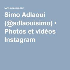 Simo Adlaoui (@adlaouisimo) • Photos et vidéos Instagram