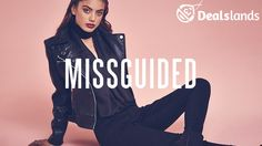 Style is something that comes from within!!! #Missguided Discount Code 2017 On #DealsLandsUK #FashionDeals
