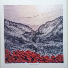 Above But Not Forgotten from the War Poppy Collection No.22 by Jacqueline Hurley. Professional quality print in remembrance of Our Heroes by PortOutStarboardHome on Etsy https://www.etsy.com/listing/232274248/above-but-not-forgotten-from-the-war