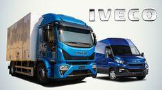 Nákladní vozy a dodávky Iveco