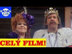 Nesmrtelná teta (celý film) - YouTube Fairy Tales, Youtube, Movies, Princess, Films, Fairy Tail, Cinema, Adventure Game, Film Books