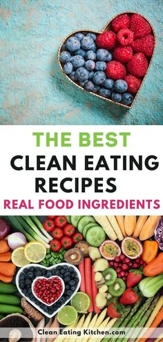 Find the best clean eating recipes, including main dishes, breakfasts, snacks, and more. All of the recipes on Clean Eating Kitchen are gluten-free and dairy-free, using real food ingredients. Clean Eating Diet, Clean Eating Recipes, Easy Healthy Recipes, Healthy Eating, Dairy Free Recipes, Paleo Recipes, Real Food Recipes, Gluten Free, Real Food Cafe