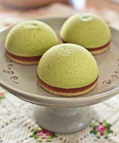 Thé matcha tartes à la mousse et du Japon dans nos esprits | Recetas con fotos paso a paso El invitado de invierno
