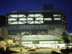 Seattle Central Public Library, Washington State