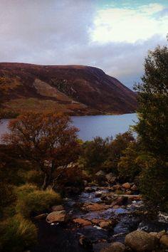 Fjällvandring i Skottland