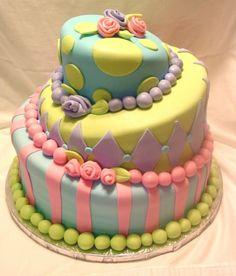 cake art by bronwen weber
