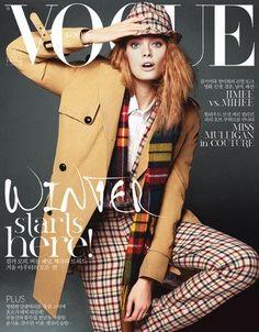 Vogue Corée de novembre 2010