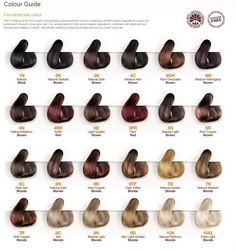 Hair Color Ideas - Finding the Best Hair Color For You | Writing ...