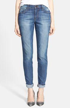 Joe's Slim Boyfriend Jeans (Claudine) available at #Nordstrom